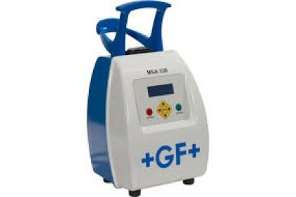 GF ELECTROFUSION MACHINE
